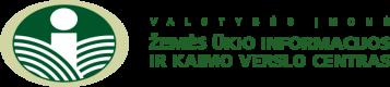ŽŪIKVC logo