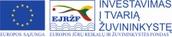 Investavimas į tvarią žubininkystę logo