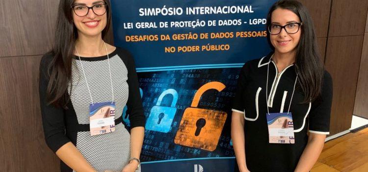 VĮ Žemės ūkio informacijos ir kaimo verslo centro duomenų apsaugos pareigūnės dalijosi patirtimi tarptautinėje konferencijoje